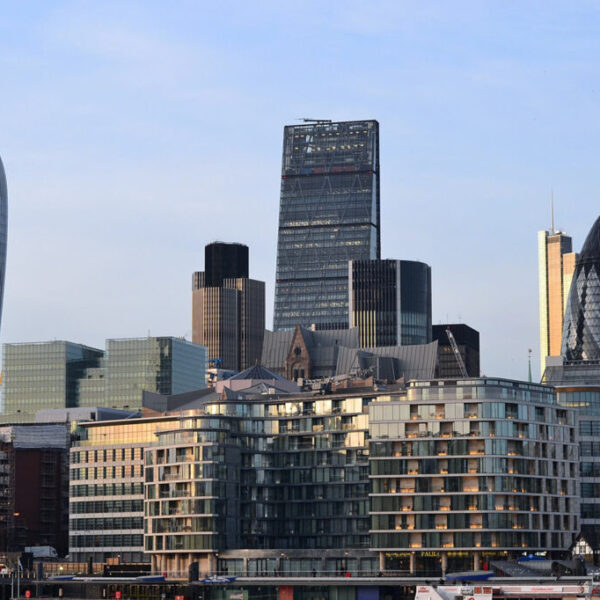 S4Encrypt financial services City of London